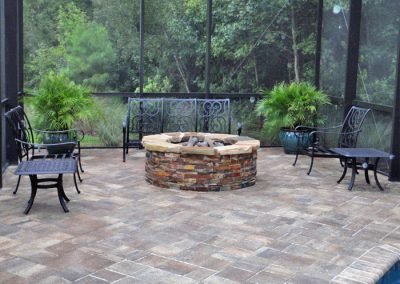 Special Features Fire Pit