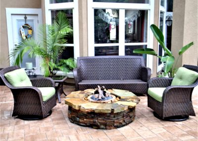 Special Features Fire Pits