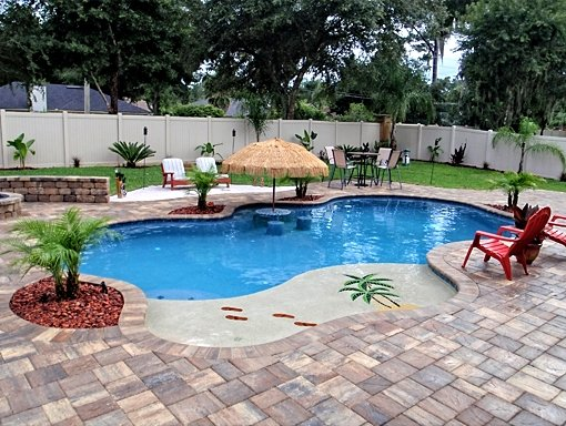 Jacksonville Inground Pool Builder